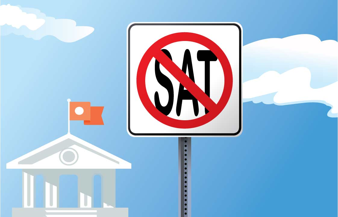 Act Scores For Colleges >> Bravo: College refuses to accept SAT/ACT scores ...