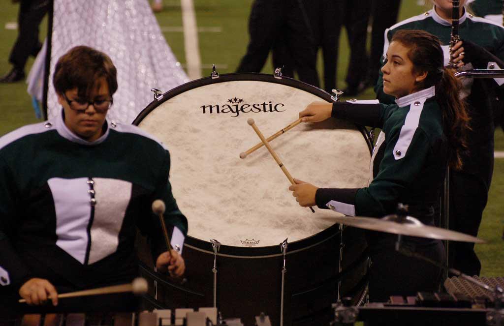Jenison bass drum