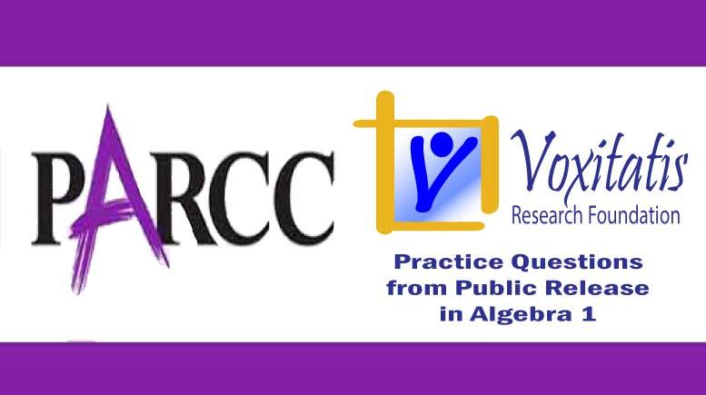 algebra 1 parcc question linear functions voxitatis blog. Black Bedroom Furniture Sets. Home Design Ideas