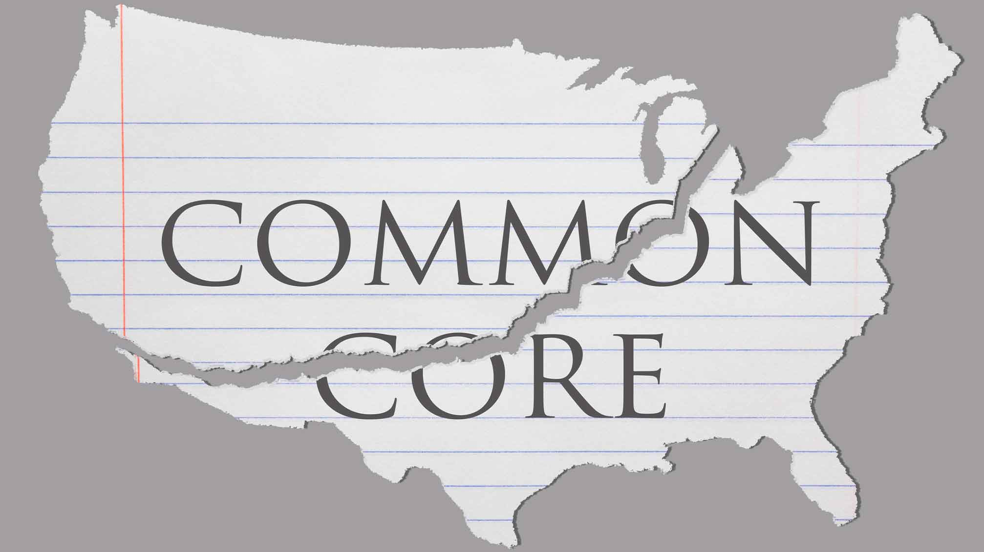 Common Core divides the nations