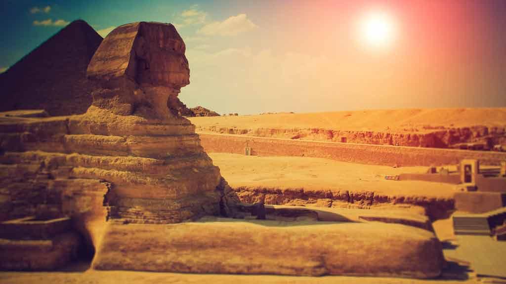 Great Sphinx, Giza