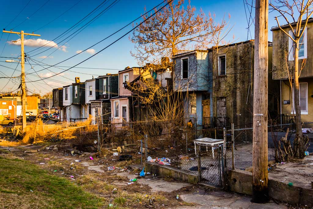 Poor People Who Entered Into Rent To Own Contracts So They Could Buy Houses  With No Money Down In Baltimore And Several Other Cities Now Find  Themselves ...