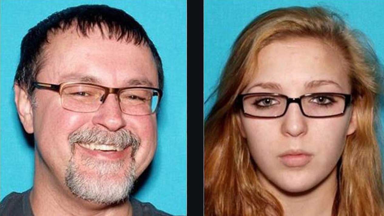 Amber Alert for Tad Cummins and Elizabeth Thomas of Tennessee