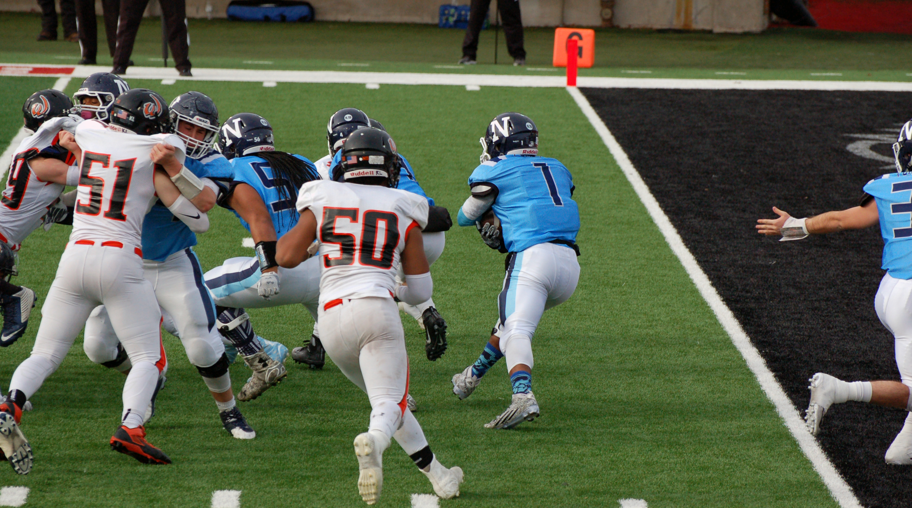 Longest Rushing Touchdown In A Title Game Voxitatis Blog
