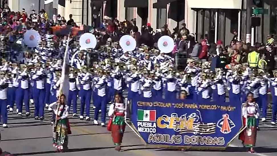 19 marching bands rock the 127th rose parade  u2013 voxitatis blog