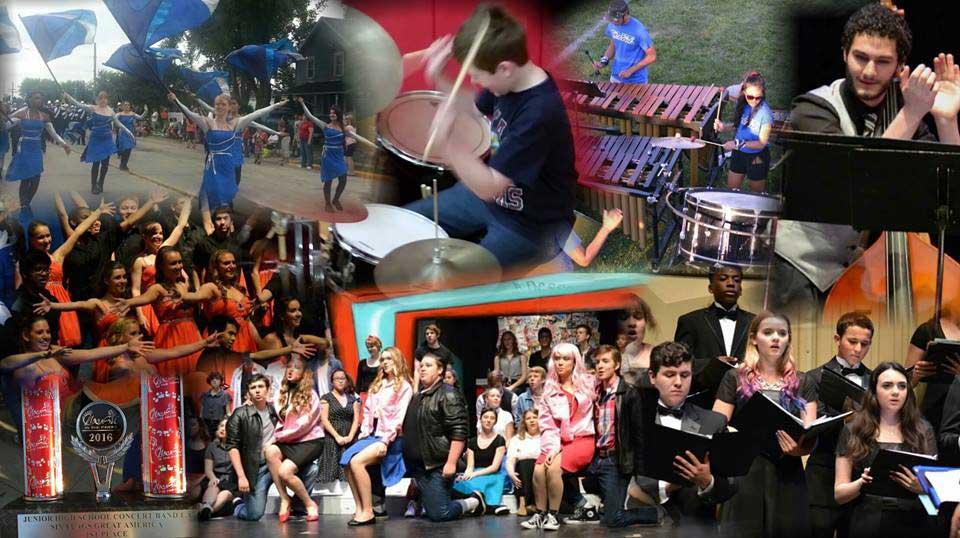 Performing arts education in Burlington, MA