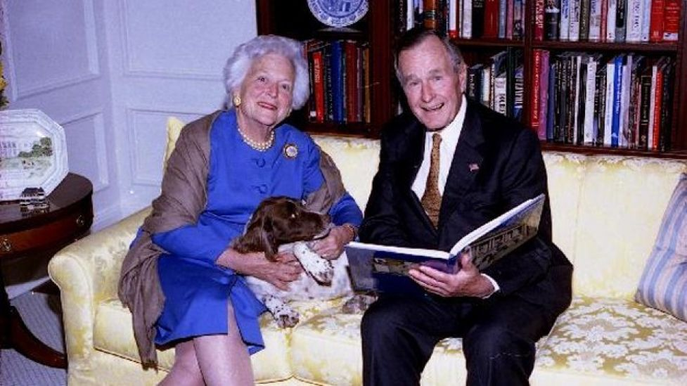 Barbara Amp George H W Bush 72 Years Amp Counting