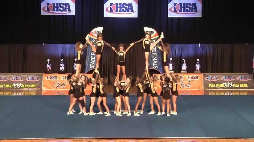 Illinois S Top Cheerleading Teams Of 2016 17 Voxitatis Blog