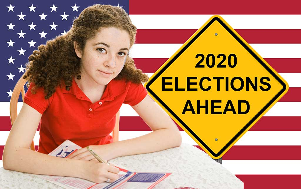 is there school on election day 2020